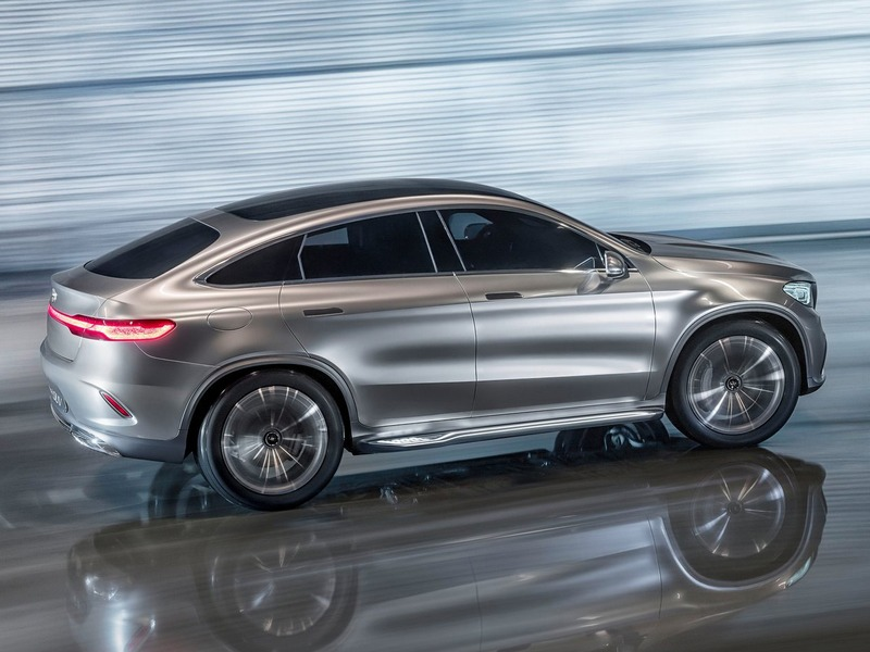 Фото Mercedes-Benz Coupe SUV