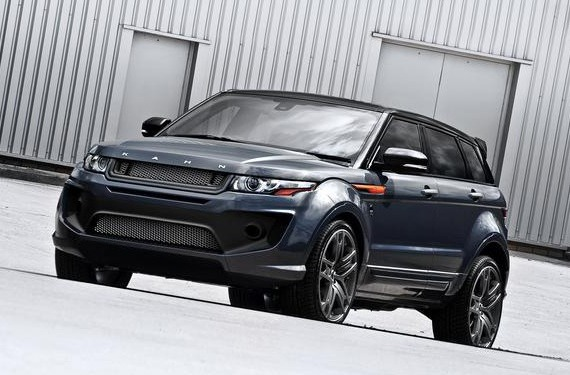 Evoque RS250 Dark Tungsten